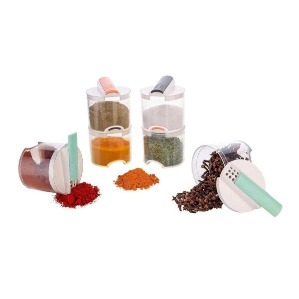 Spice bottle