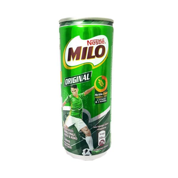 Milo Chocolate Energy Drink Can