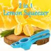Lemon Squeezer With Opener