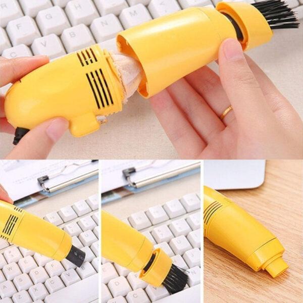 Computer Mini Vacuum Cleaner